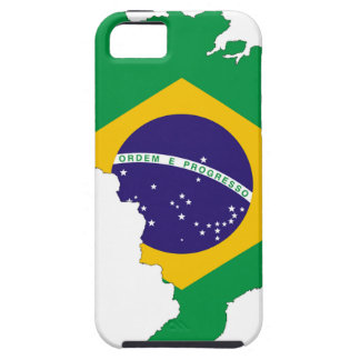 Brazil Flag Map Symbol Brazilian Country Case For The iPhone 5