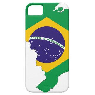 Brazil Flag Map Symbol Brazilian Country iPhone 5 Case