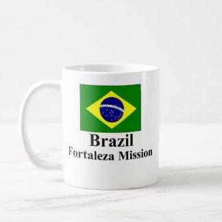 Brazil Fortaleza Mission Drinkware Coffee Mug
