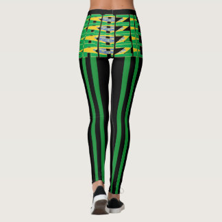 BRAZIL LEGGINGS NAME FLAG HAVIC ACD