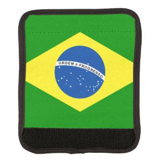 Brazil Luggage Handle Wrap
