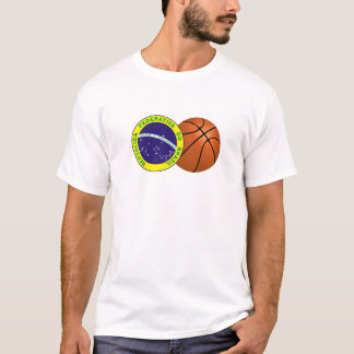 Brazil National Basketball Team T-Shirt