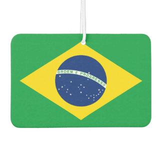 Brazil National World Flag Air Freshener