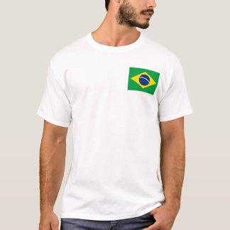 Brazil National World Flag T-Shirt