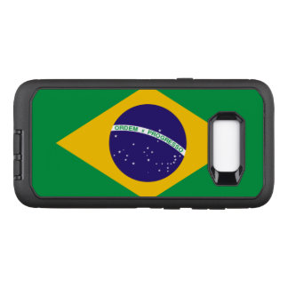 Brazil OtterBox Defender Samsung Galaxy S8+ Case