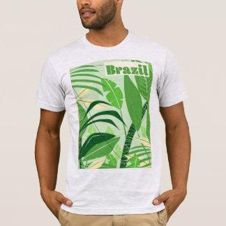 Brazil Rainforest Vintage style vacation print T-Shirt
