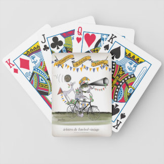 brazil referee bicycle playing cards