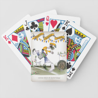 brazil right wing footballer bicycle playing cards