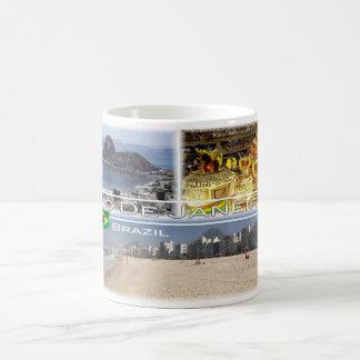 Brazil -  Rio de Janeiro - Coffee Mug