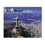 Brazil Rio De Janeiro (St.K.) Postcard