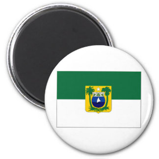 Brazil Rio Grande do Norte Flag Magnet