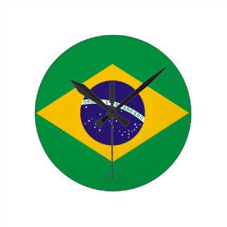 brazil round clock