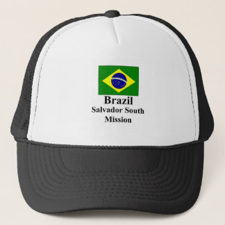 Brazil Salvador South Mission Hat