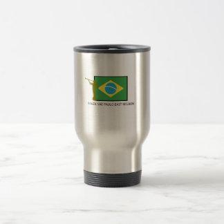 BRAZIL SAO PAULO EAST MISSION LDS TRAVEL MUG