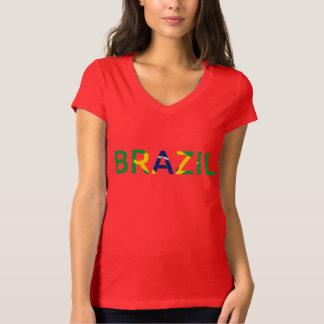 Brazil sign T-shirt