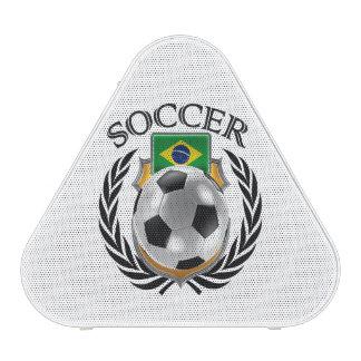 Brazil Soccer 2016 Fan Gear Blueooth Speaker