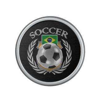 Brazil Soccer 2016 Fan Gear Bluetooth Speaker