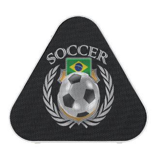 Brazil Soccer 2016 Fan Gear Speaker