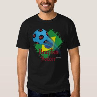 Brazil Soccer Bonanza Men's Colored Shirt