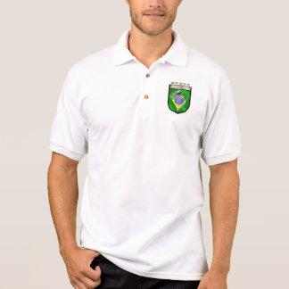 Brazil Soccer Polo Shirt