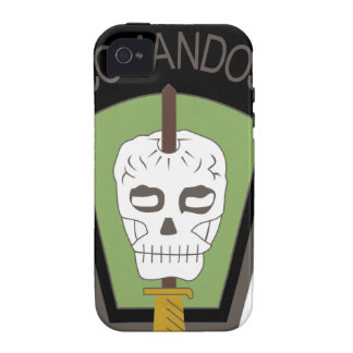 Brazil Special Forces Foreign Military Badge iPhone 4 Case