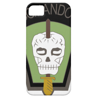 Brazil Special Forces Foreign Military Badge iPhone 5/5S Cases