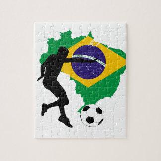 Brazil T-Shirts Jigsaw Puzzle