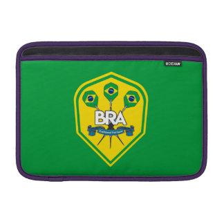 Brazil Traditional Pub Games MacBook Sleeve