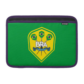 Brazil Traditional Pub Games Sleeve For MacBook Air
