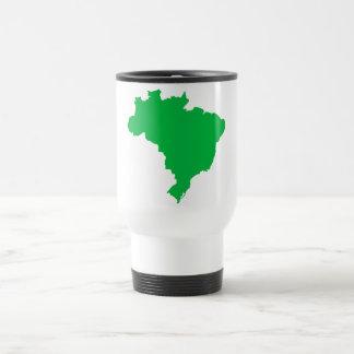 Brazil Travel Mug