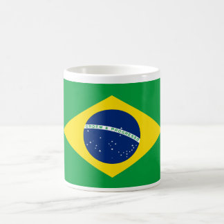 Brazil World Flag Coffee Mug