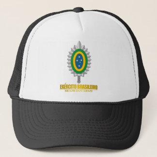 Brazilian Army Emblem Trucker Hat