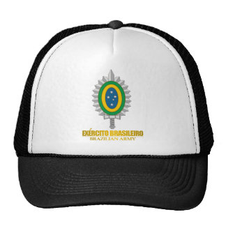 Brazilian Army Emblem Trucker Hat
