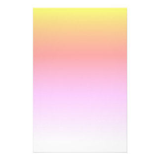 Brazilian  Beach sunset background Stationery