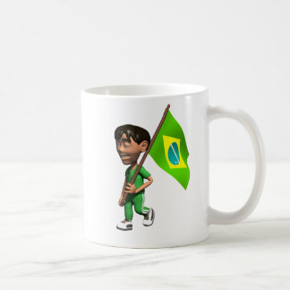 Brazilian Boy Coffee Mug