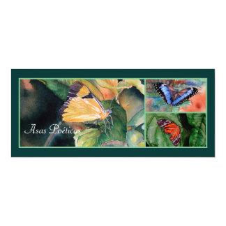 Brazilian Butterfly Invitations