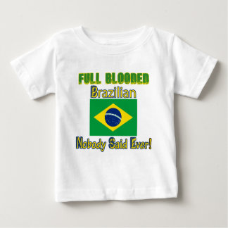 brazilian citizen design baby T-Shirt