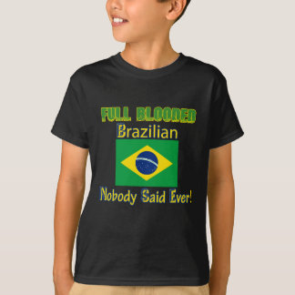 brazilian citizen design T-Shirt