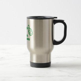 Brazilian Design Travel Mug