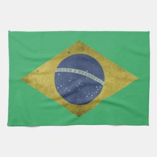 Brazilian diamond kitchen towel