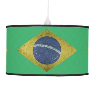 Brazilian diamond pendant lamp