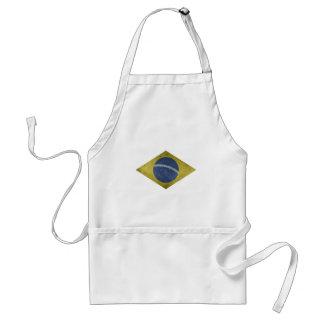 Brazilian diamond standard apron