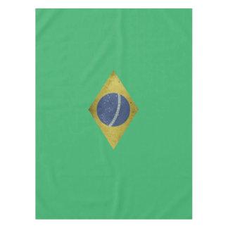 Brazilian diamond tablecloth