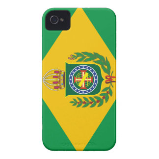Brazilian Empire flag iPhone case