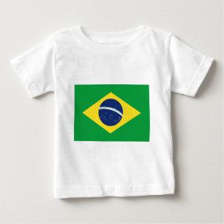 Brazilian flag baby T-Shirt