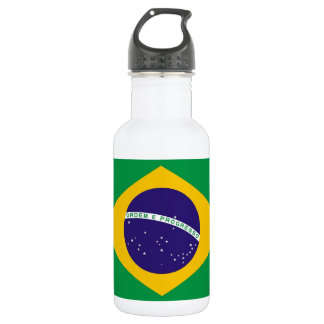 Brazilian Flag Liberty Bottle