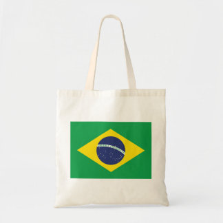 Brazilian Flag. Tote Bag