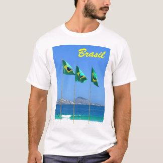 Brazilian Flags T-Shirt