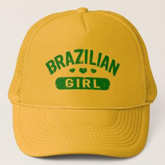 Brazilian Girl Trucker Hat