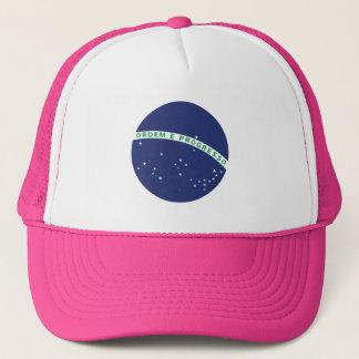 Brazilian Globe Trucker Hat